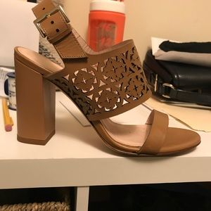 Kate Spade New York NWOT heeled sandals